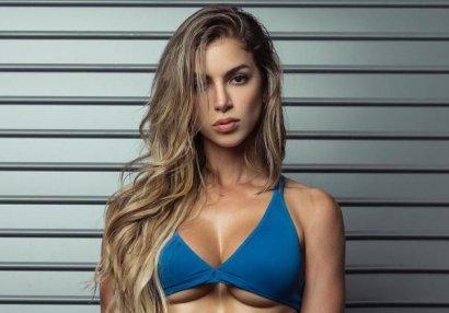 Kolumbiyalı fitnes-model 5 ən yaxşıdan biridi - FOTOLAR