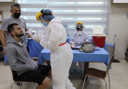 Avrokubok təmsilçilərimiz yenidən koronavirus testindən keçəcək