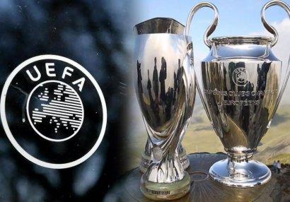 UEFA-dan avrokuboklarla bağlı son qərar