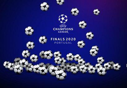 Çempionlar Liqasında 1/4 final və yarımfinal cütləri müəyyənləşdi