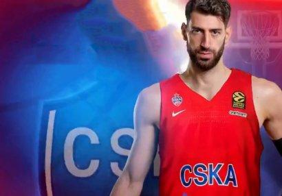 Məşhur gürcü basketbolçu karyerasını Rusiyada davam etdirəcək - RƏSMİ