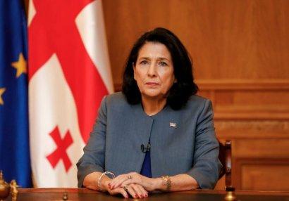 Gürcüstan prezidenti Şengeliyanın TsSKA-ya keçidinə qarşı çıxdı: