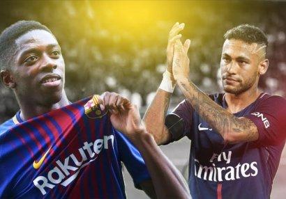Neymar = Dembele + 80 milyon avro