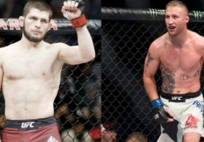 Президент UFC определился с местом и временем боя Нурмагомедов — Гэтжи