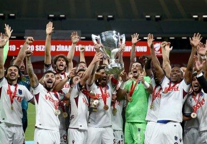 Türkiyə Kubokunun qalibi müəyyənləşdi