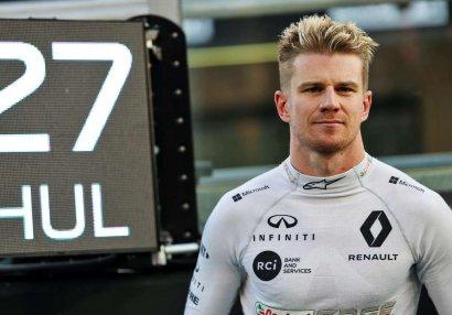 Formula 1: Peresi Hülkenberq əvəzləyəcək