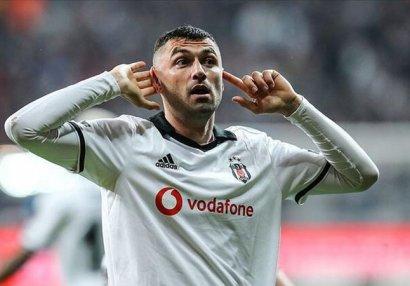 Burak Yılmazın yeni klubu açıqlandı - RƏSMİ