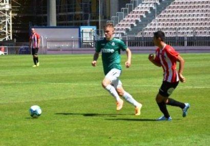 Хавбек молодежной сборной Азербайджана провел удачный матч за чешскую команду