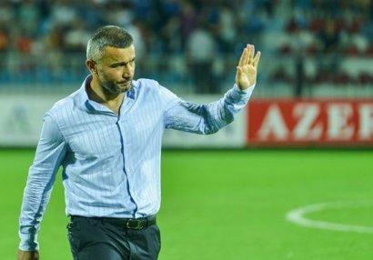 Гурбан Гурбанов о матче Лиги Чемпионов