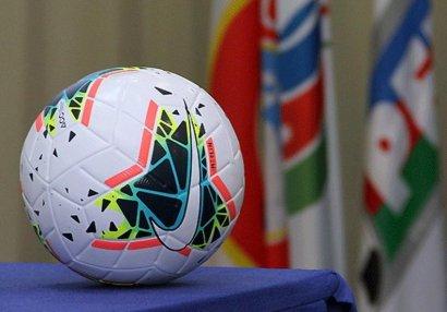 Yeni mövsümün topları klublara paylandı
