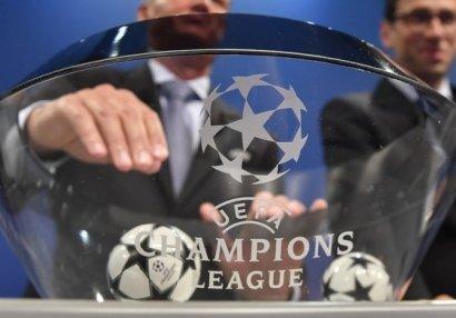 Лига чемпионов: Определились потенциальные соперники