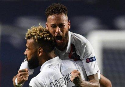 Neymar Messinin rekordunu yenilədi