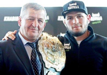 Нурмагомедов рассказал о переживаниях после смерти отца