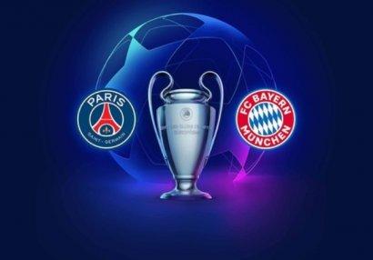 В финале Лиги чемпионов сыграют «Бавария» и ПСЖ