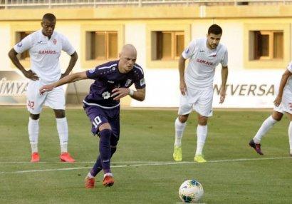 Premyer Liqa: Mövsümün ilk penaltisi boşa getdi