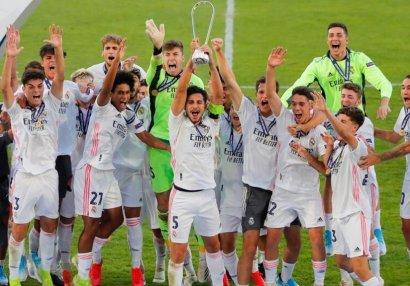 UEFA Gənclər Liqasının qalibi bilindi