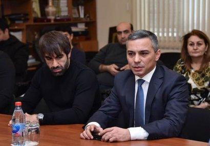 Millimizdə yeni baş məşqçi: Rafael Ağayev köməkçi oldu