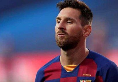 """Lionel Messi """"Səbail""""ə """"transfer olunur"""" - FOTO"""