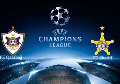 «Карабах» вышел в III квалификационный раунд Лиги чемпионов (ВИДЕО)