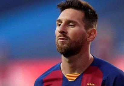 Messi bu klubla danışıqlara başladı