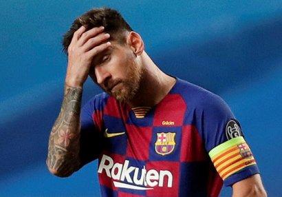 Messi cəzalanacaqmı?