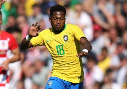Braziliya millisinin futbolçusu