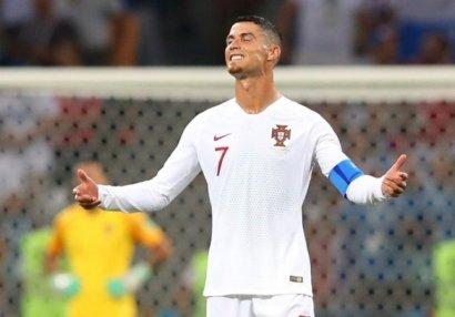 Роналду пропустит матч со сборной Хорватии из-за укуса пчелы