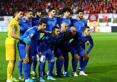 Азербайджан и Люксембург назвали составы