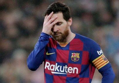 Messi koronavirus testindən keçdi - Məşqlərə başlayır