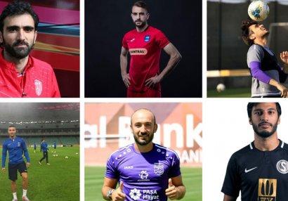 Klubsuz qalan azərbaycanlı futbolçular - SİYAHI