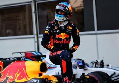 """""""Formula 1""""in qalibi Bakını yada saldı"""
