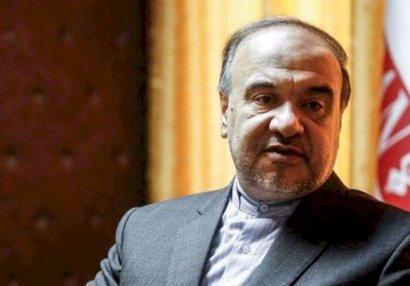 İranın İdman naziri