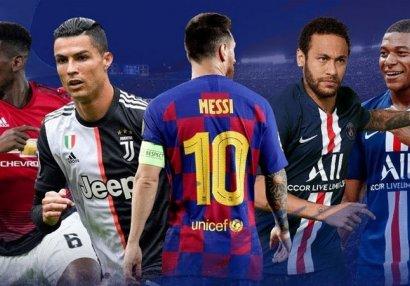 Dünyanın ən çox qazanan futbolçusu açıqlandı - SİYAHI