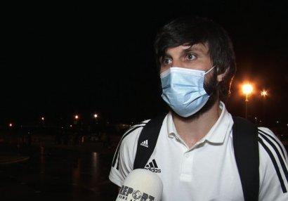Бадави Гусейнов: впервые в своей карьере я забивал пенальти