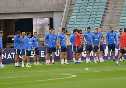 Азербайджан поднялся в рейтинге ФИФА