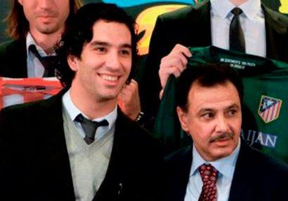"""Hafiz Məmmədov Arda Turanla görüşdü: """"O, bizim dəyərlimizdir"""""""