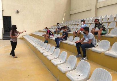 AMADA-dan idmançılar üçün seminar