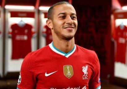 «Ливерпуль» объявил о переходе Тьяго Алькантары
