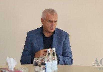 İstefa verən Fazil Məmmədovun yerinə yeni prezident seçildi