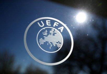 Elxan Məmmədov UEFA-ya hesabat verdi