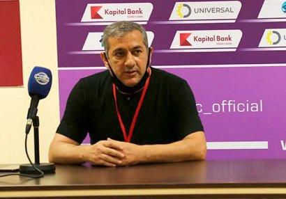 Yunis Hüseynov narazıdır: