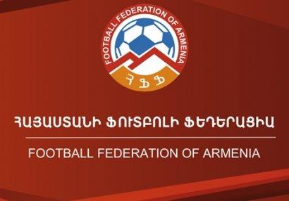 Ermənistanda səfərbərlik elan edildi: Futbol çempionatı dayandırıldı!