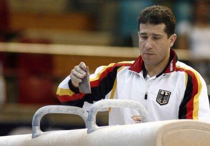 Olimpiya çempionu: