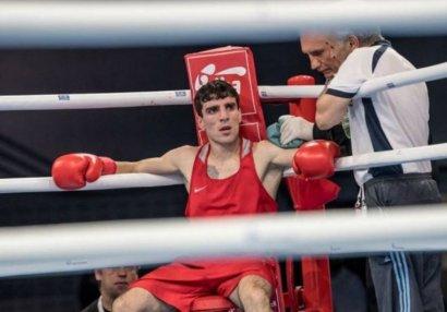 Erməni boksçunun təxribatına görə təşkilatçılara müraciət edildi