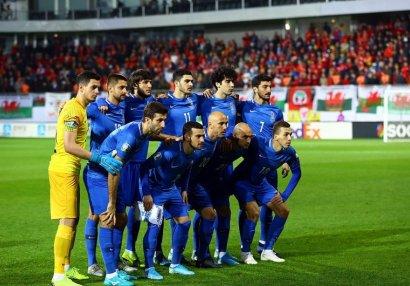 Азербайджан и Кипр сыграли вничью