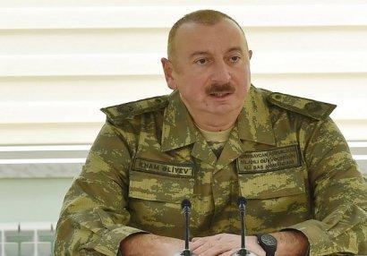 Президент Азербайджана: