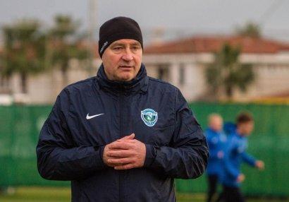 Aleksandr Jidkov özünə yeni komanda axtarır