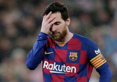 Messi ilə bağlı şok iddia: Premyer Liqaya gedir