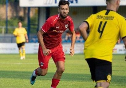Dadaşov penaltini dəqiq yerinə yetirdi, komandası yarımfinala çıxdı - VİDEO