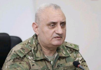 General-mayor cəbhədəki vəziyyəti açıqladı